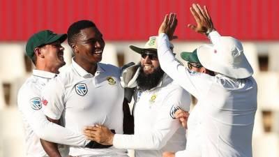 ساؤتھ افریقہ نے بھارت کو دوسرے ٹیسٹ میچ میں 135 رنز سے شکست دیدی
