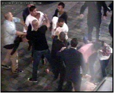 لندن میں سعودی شہزادے کی دُھلائی دانت بھی تڑوا بیٹھا