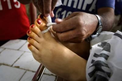 دہشتگردوں کی فائرنگ سے دو خواتین پولیو اہلکار جاں بحق