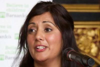 پاکستانی نژاد خاتون برطانیہ کی پہلی مسلمان وزیر بن گئیں