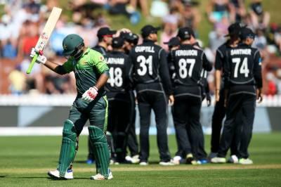 پاکستانی ٹیم پر نئے سال کی پہلی وائٹ واش شکست کا داغ لگ گیا