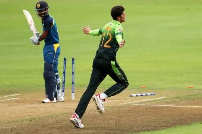 انڈر19 ورلڈ کپ،پاکستان نے کوارٹر فائنل مرحلے کیلئے کوالیفائی کرلیا