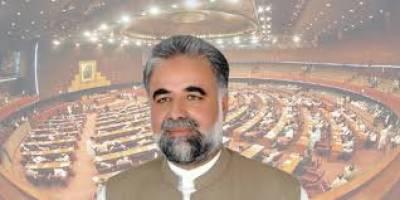 قومی اسمبلی اجلاس، تحریک انصاف کے اراکین کی ڈپٹی اسپیکر پر جملے بازی