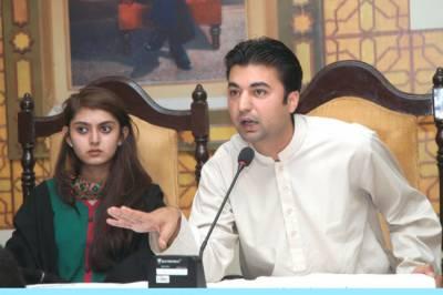 نااہل شخص کے لئے قانون بنانے،ختم نبوت میں ترمیم کرنے والی پارلیمنٹ پر سو مرتبہ لعنت بھیجتا ہوں، مراد سعید