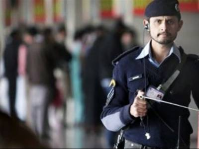 لاہور ائیرپورٹ پر دو مسافروں میں جھگڑا ، لاتوں ، مکوں کا استعمال ، ایک گرفتار