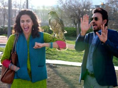 صبا قمر کی بالی ووڈ فلم'ہندی میڈیم' کو فلم فیئر ایوارڈ مل گیا