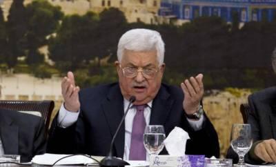 امریکی نائب صدر کا دورہ اسرائیل، محمود عباس کا ملنے سے انکار