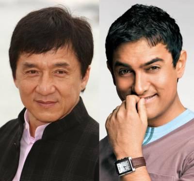 عامر خان چینی فنکاروں کے ساتھ فلم بنانے کے خواہشمند