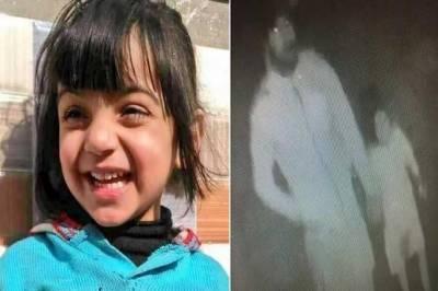 زینب قتل کیس کے مرکزی ملزم کی تصویر بھی منظرِ عام پر آ گئی