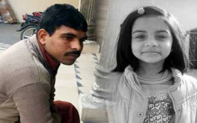 زینب کے قاتل کا ڈی این اے 8 بچیوں سے میچ کر گیا