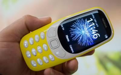 """""""نوکیا 3310"""" جدید فیچرز کے ساتھ دوبارہ پیش کیا جائے گا"""