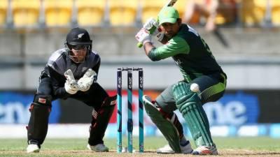 پاکستان اور نیوزی لینڈ کے مابین دوسرا ٹی20 آج کھیلا جائیگا