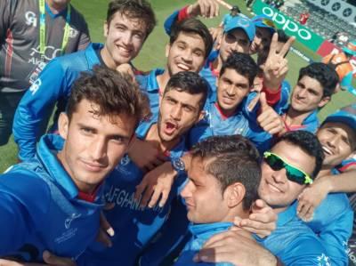 انڈر19 ورلڈ کپ کا بڑا اپ سیٹ،افغانستان نے نیوزی لینڈ کو شکست دیکر سیمی فائنل میں جگہ بنالی