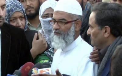 زینب کے قاتل کو پولیس نے گرفتار نہیں کیا ، وکیل زینب