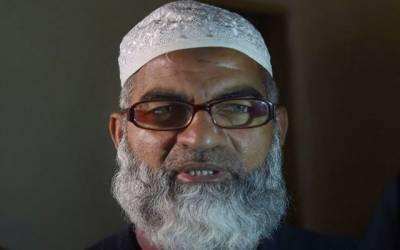 زینب کے والد نے قاتل کو پکڑوانے کا کریڈٹ اہلخانہ اور اہل محلہ کودیدیا