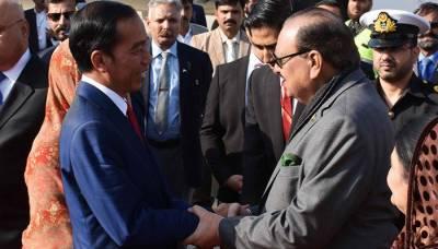 پاکستان کیساتھ دوستی اور ہم آہنگی سے بڑھ کر تعلقات ہیں، انڈونیشین صدر