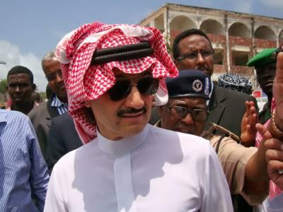 سعودی شہزادہ ولید بن طلال سمیت کئی افراد ڈیل کے تحت رہا