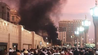 مسجد نبوی کے قریب دھماکے کے مقدمے کی سماعت شروع کر دی گئی
