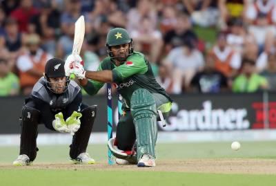 آخری ٹی20:پاکستان نے نیوزی لینڈ کو شکست دیکر سیریز1-2سے جیت لی