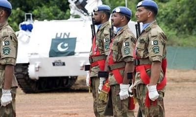 افریقی ملک کانگو میں عسکریت پسندوں کا حملہ، اقوام متحدہ کے امن مشن میں شامل پاکستانی فوج شہید