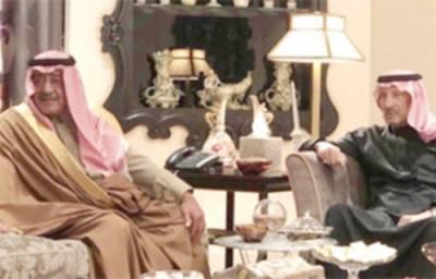 سعودی شہزادوں کی رہائی کے بعد نئی تصاویر منظر عام پر آگئیں