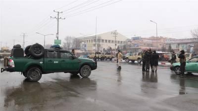 کابل میں ملٹری اکیڈمی پر دہشتگردوں کا حملہ،5اہلکار ہلاک،10زخمی