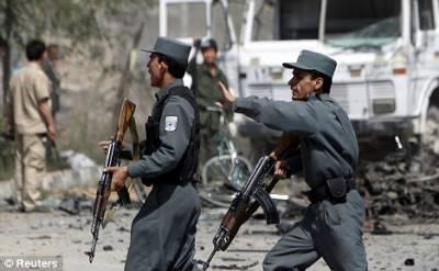 افغانستان:امریکی فوجی اڈے پر بم حملے میں 11 اہلکار مارے گئے