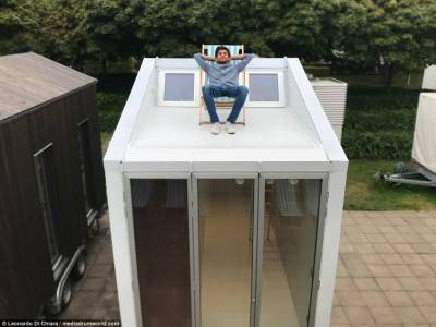 سوئس آرمی کا موبائل گھر مقبول ہونے لگا