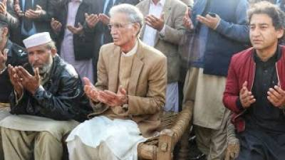 عاصمہ جیسے قتل کے واقعات ماضی میں بھی ہوتے رہے ہیں: پرویز خٹک