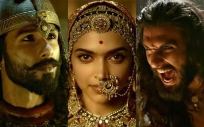 """فلم """"پدماوت' ' پر مسلم ملک میں پابندی عائد"""