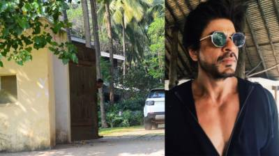 انکم ٹیکس عدم ادائیکی پر شاہ رخ خان کا فارم ہاؤس سربمہر کر دیا گیا