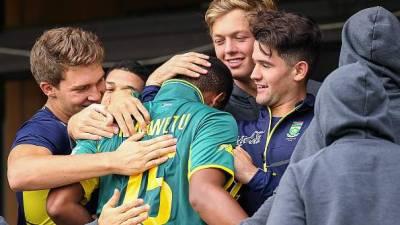 انڈر 19 ورلڈ کپ میں جنوبی افریقہ نے پانچویں پوزیشن حاصل کر لی