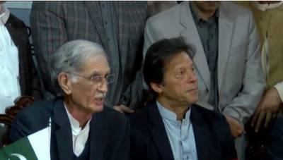 عمران خان نے شہباز شریف کے چیلنج کا جواب دے دیا