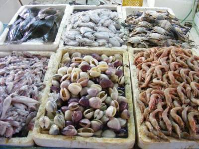 ایشیائی ممالک سے جھینگوں اور مچھلیوں کی درآمدپر سعودی عرب نے عارضی پابندی عائد کردی