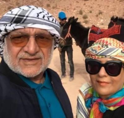 پیپلزپارٹی کے رہنما میر ہزار خان بجارانی نے اہلیہ کو قتل کرنے کے بعد خودکشی کی،ڈی آئی جی ساﺅتھ