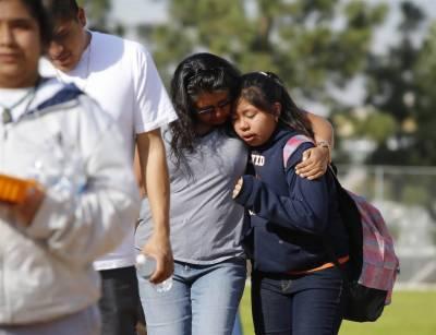 امریکی سکول میں 12 سالہ طالبہ کی فائرنگ،4 طلباءسمیت 5 افراد زخمی