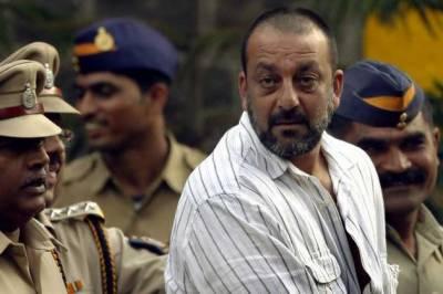 سنجے دت کی رہائی کے خلاف دائر درخواست مسترد