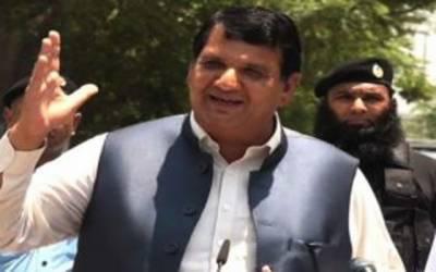 پچاس ہزار کرسیاں لگائی گئی ہیں ، پشاور کا جلسہ تاریخی ہوگا:امیر مقام