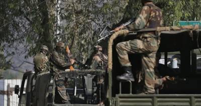 جموں کشمیر میں برفانی تودہ گرنے سے تین بھارتی فوجی ہلاک