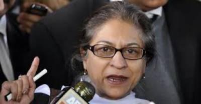 عدلیہ کی نچلی سطح تک مداخلت سے لگتا ہے کیئر ٹیکر آ گئے ہیں :عاصمہ جہانگیر