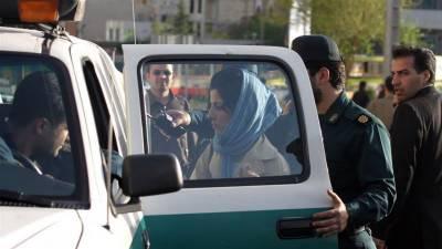 حجاب نہ اوڑھنے پر 29 ایرانی خواتین گرفتار