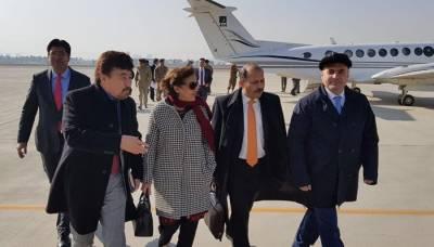 پاک-افغان مشترکہ ورکنگ گروپس اجلاس میں شرکت کیلئے پاکستانی وفد کابل پہنچ گیا