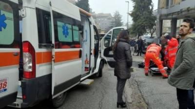اٹلی : نامعلوم شخص کی فائرنگ سے چھ غیرملکی زخمی ، ایک کی حالت نازک