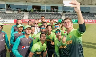 آئی سی سی کا انڈر19 ورلڈ کپ ٹیم کا اعلان،پاکستان کے شاہین آفریدی جگہ بنانے میں کامیاب