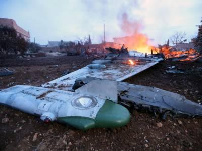 باغیوں نے شام میں روسی طیارہ مارگرایا،پائلٹ ہلاک