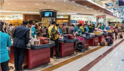 دبئی بین الاقوامی ائر پورٹ نے دنیا کے تمام ائرپورٹس کو پیچھے چھوڑ دیا