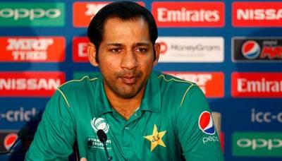 حسن علی ٹیم کیلئے کھیلتا ہے،جو کچھ ہوا وہ ماضی کا قصہ ہے، سرفرازاحمد