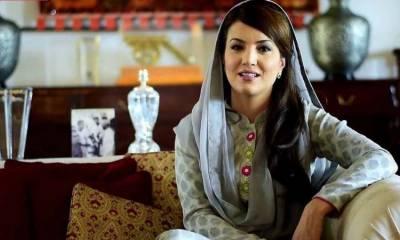 ریحام خان نے پاکستان کو خیر آباد کہہ دیا