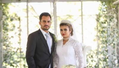 کرکٹر محمد نواز رشتہ ازدواج میں منسلک ہو گئے