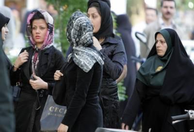 ایران میں حجاب کی خلاف ورزی پر 29خواتین گرفتار